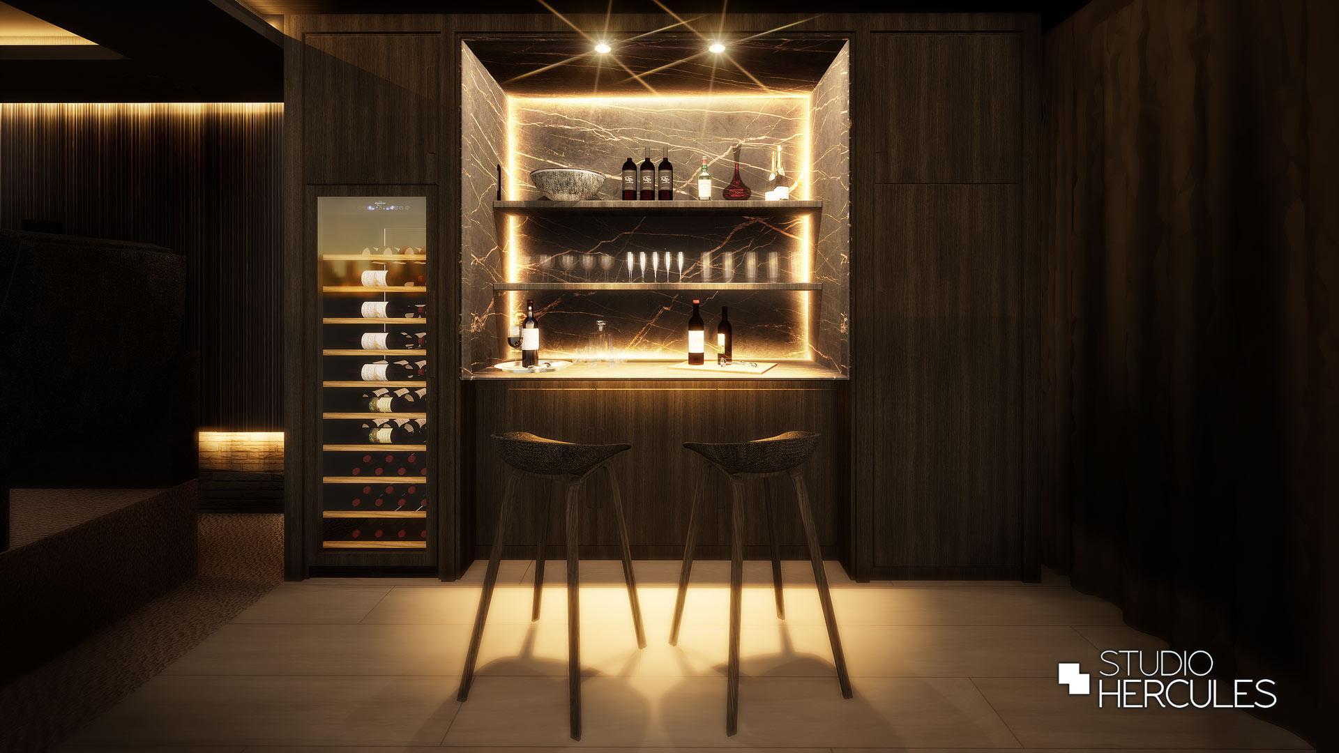StudioHercules-luxe-wijnkelder