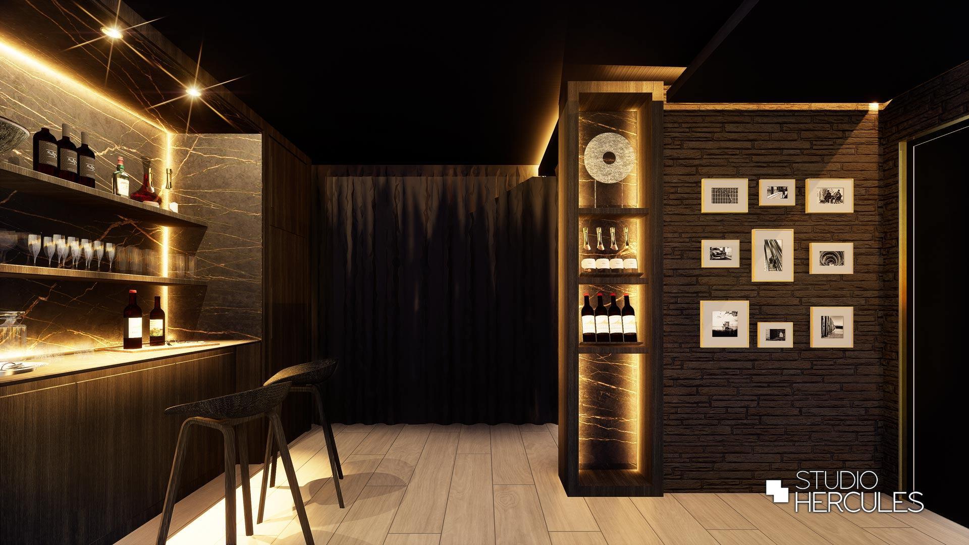 StudioHercules-thuisbioscoop-wijnkelder
