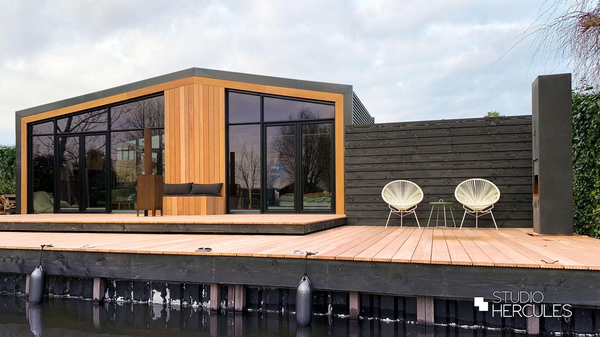 Lake house Rotterdam